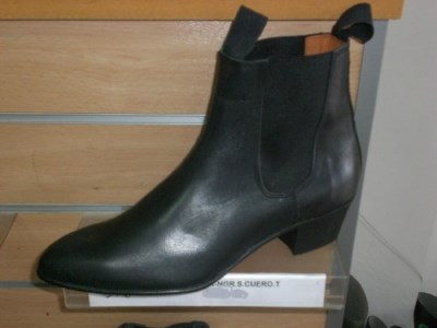 BOTIN FLAMENCO BOX-CALF NGR-36 AL 46