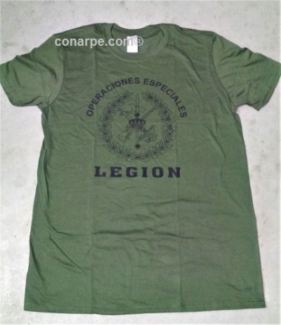 CAMISETA LEGION Nº2
