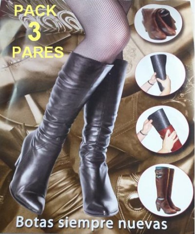 PERNITO BOTA FLEXIBLE PACK 3 PARES
