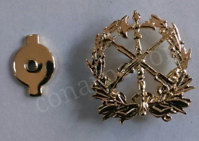 PIN LEGION LAUREADO CAMISA EMBLEMA SIN C